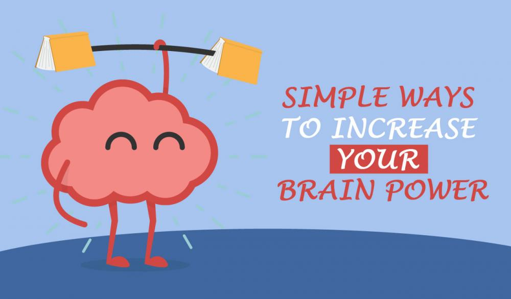 Tricks to Boost Your Brain Power